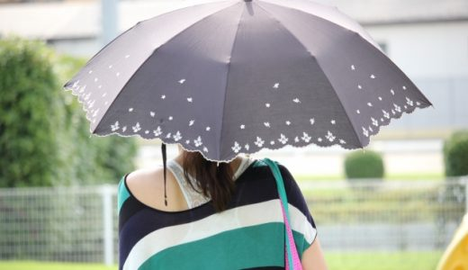 日傘の効果はどのくらい持続するの?寿命や買い替え時期の目安は?