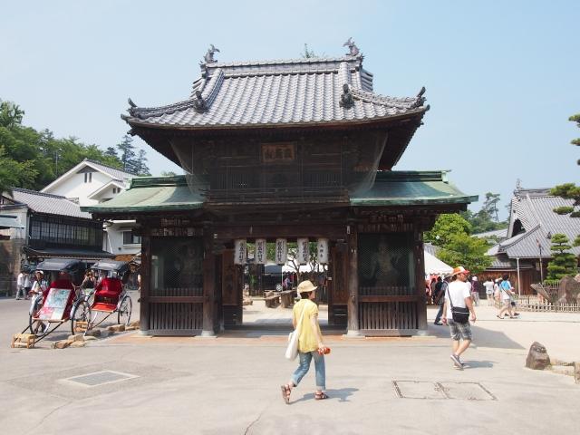 大願寺 宮島
