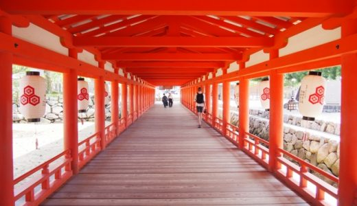 宮島の見どころ紹介!厳島神社の他にも楽しさいろいろ