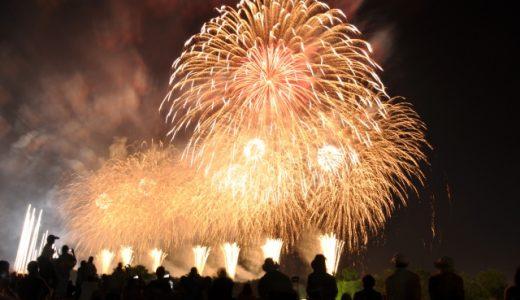 「勝毎花火大会」2018の見どころや特徴は?花火の種類や打ち上げ数はどのくらい?