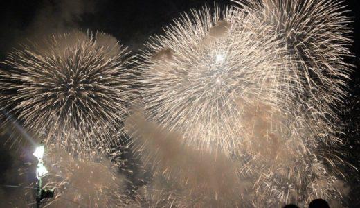 みなとこうべ海上花火大会2018の見どころや特徴♪花火の種類や打ち上げ数は?