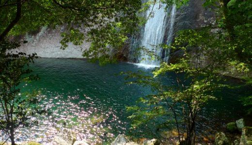 布引の滝は日本三大神滝の1つ!新幹線の待ち時間に行ける!